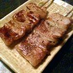 サマサマ - 豚串(タレ&塩)