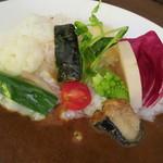 Cfarm - 野菜カレー(大盛)