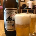 あさだ - 生ビール
