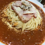 コーヒー&スパゲティ マローネ - 料理写真:ミートソース