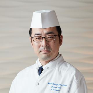 日本料理・鉄板焼「はや瀬」料理長木村浩一