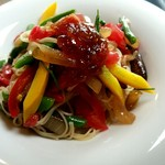 K.Cダイニング - 料理写真:冷製たっぷり夏野菜のカッペリーニ