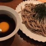 ツキノワ料理店 - ツキノワ蕎麦