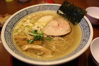 富川製麺所 - 塩