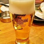 ルート49 - 生ビール。