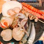 酒が呑める魚屋 大輝鮮魚店 -