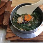 お食事処 なごみ - 料理写真:山菜釜めし