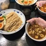 70455943 - サバ濃厚 鶏つけ麺