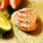 かもん亭 - ウルメイワシの刺身