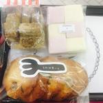 70456661 - ★1番人気のとれびあーんクッキー ¥380                       ★ほうじ茶クッキー¥330                       ★マシュマロ¥350