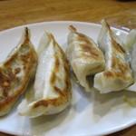 麺や 宝龍 - しそ餃子