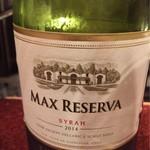 きじ - MAX RESERVE(赤)