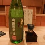 ちょい家 - 益荒男(極 山廃純米 5年熟成原酒)