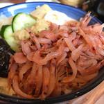 味くらべ - 生桜海老丼