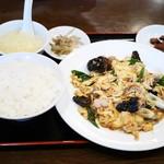 馥苑 - 料理写真:木須肉¥750