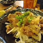 大阪 満マル - 砂ずりポン酢