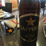70459706 - 瓶ビール大600円