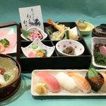 和ダイニング 湖中 - 料理写真:日本料理の彩り、ご堪能あれ!