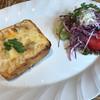 サイアム カフェ - 料理写真:マッサマンカレートースト