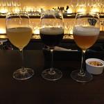 Rize Mize - H29.7 クラフトビール飲み比べ