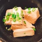 ウラニワ - クリームチーズのみそ漬け