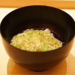 鮨 いまむら - ☆すっぽんの茶碗蒸し
