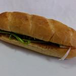 バインミー シンチャオ - ヌックマム漬け豚肉バインミー530円