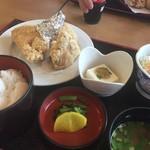 阿蘇 丸福 - 唐揚げ定食