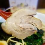 ラーメン大桜 - [2017/07]たまごラーメン(820円) 麺固メ 油少メ