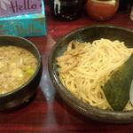 70468165 - 味噌つけ麺(830円)