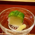 味 ふくしま - 瓜のお寿司