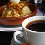 ダニーハ - ドライカレーとコーヒー