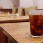 ブランジェリー コム・シノワ - アイスコーヒー