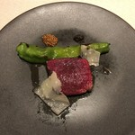 70470169 - 鹿モモ肉・三宝甘長・パルメザン
