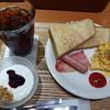 ベッカーズ - 料理写真:モーニングセット(トースト)