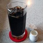 カントリースノゥ - アイスコーヒー(350円)