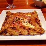 70472154 - 生ハムと2種チーズの浅草ガレット