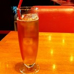 浅草カフェ ラグランドカリス - ウーロン茶