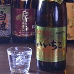 個室九州料理 おきどき - ドリンク写真:いいちこ