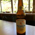 70476551 - 風呂上がりのノンアルコールビール350円