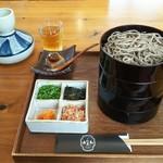 70477184 - 割子蕎麦(十割4枚)(1280円)