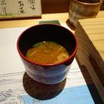 うえの - お味噌汁
