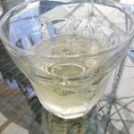 東急ビアガーデン プレミアムリゾート - スパークリングワイン。