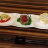 八兵衛 - 料理写真:前菜盛り合わせ