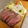 鮨いの上 - 料理写真:松阪牛ステーキ