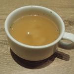 神田の肉バル RUMP CAP - スープ