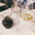 東京ベリーニカフェ - ビアガーデンプラン の 赤ワイン