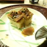 懐石料理 桝田 - 鱧寿司