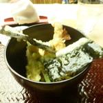 懐石料理 桝田 - 天丼