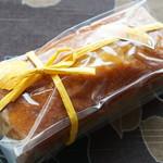 村菓子×inaho - 料理写真:西海みかんのパウンドケーキ